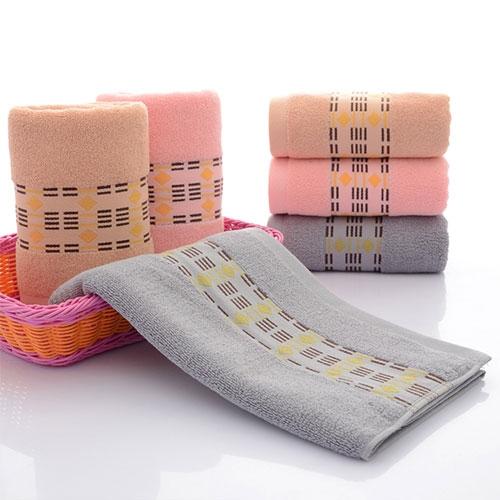 选购毛巾定制时可采用以下六条标准