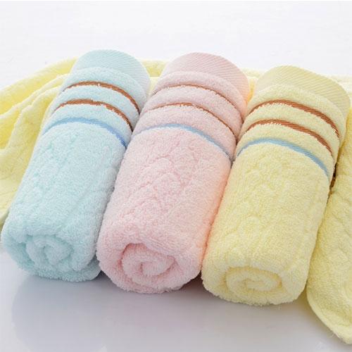 柔软纯棉洗脸巾