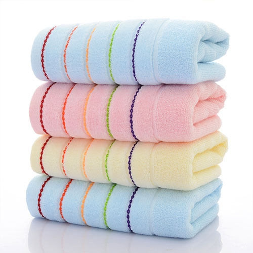 创意纯棉加厚外贸毛巾