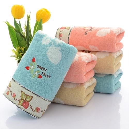 毛巾定制新款纯棉毛巾